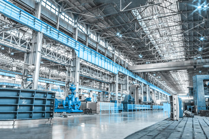 investment banking for industrial and the manufacturing industry